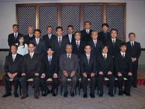 2010年度優秀社員・優秀職場表彰式
