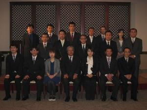 2011年度優秀社員表彰式